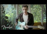 Patrick Droney Demos the Fender Deluxe Nashville Tele   Fender