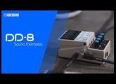 BOSS DD-8 Digital Delay - Sound Examples