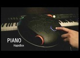 PIANO sound by HapsBox - What Are Words