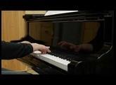 Erik Satie Gnossienne N°5 Florian Damour   piano