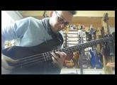Fender PJ555 test