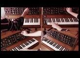 "Synth Sounds of ""Autobahn"" by Kraftwerk (1978 Minimoog)"