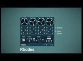 Spinn Audio Examples - Rhodes and Vibraphone