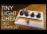 Size doesn't matter... she said! Orange Terror Stamp Amplifier
