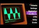 Audio Damage Phosphor 3 Full Walkthrough