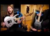 ROASTED MAPLE BOLT ON Solar Guitar