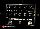 Doubleshot Distorsion MXR M-151 Demo
