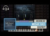 UPDATED - Review: Mosaic Bass by Heavyocity