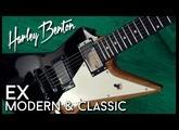 "Let's ""Explore"" the new Harley Benton Model"