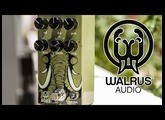Walrus Audio Ages new overdrive pedal audio samples