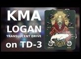 303 sound MAKE IT SCREAM! with KMA LOGAN + TD3 11 very cool spots.