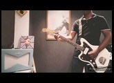 Pearl Jam guitar riffs with Squier Jazzmaster Classic Vibe