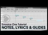 Emvoice One Explained 1 – The Basics: Notes, Lyrics and Glides