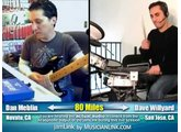 MusicianLink demos the jamLink
