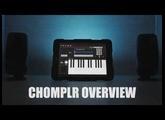 Chomplr iOS App Series: Overview of Chomplr
