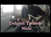 #9 Jam Delayed Tremolo Slide with Classic Vibe Jazzmaster 60's