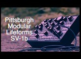 Introducing the Pittsburgh Modular SV-1b Modular Synthesizer