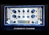 Guitar Amp Sim Plugin - DiBiQuadro SaturnLO - Overdrive Channel