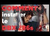 COMMENT INSTALLER et BRANCHER son DBX 286S ? | Les tranches de console 3/3