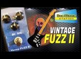 Doc Music Station - Vintage Fuzz II - BC 108 - Demo Français - NO SHRED