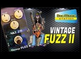 Doc Music Station - Vintage Fuzz II - NKT 275 - Demo Français - NO SHRED