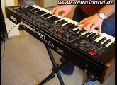 Sequential Circuits Prophet-600 Analog Synthesizer (1982)