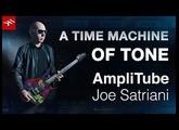 AmpliTube Joe Satriani for Mac/PC and iOS Available Now