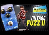 Doc Music Station - Vintage Fuzz II - BC 109 - Demo Français - NO SHRED