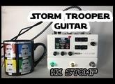 HX Stomp Trooper - Storm Trooper Guitar