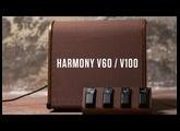 Harmony V60/V100 Amps