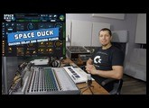 SPACE DUCK Ducking Delay and Reverb - Walkthrough