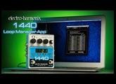 Electro-Harmonix 1440 Loop Manager Computer Application