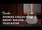 The Brent Mason Telecaster   Fender Stories Collection   Fender