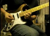 Warren DeMartini/Ratt-Nobody Rides For Free solo cover by Matthew Leo