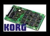 Korg Triton MOSS board (EXB-MOSS) Presets, Pt. 1