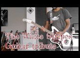 The White Stripes guitar tribute