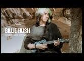 Billie Eilish Signature Ukulele   Artist Signature Series   Fender