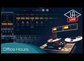 LUNA Office Hours #73 - Ampex ATR-102 LUNA Extension Release Show