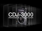 A New Dimension – Pioneer DJ Official Introduction: CDJ-3000 Professional DJ multi player