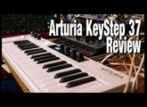 Arturia KeyStep 37 controller and sequencer review
