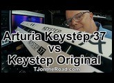 Arturia Keystep 37 vs Keystep Original