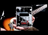 Electro-Harmonix Pitch Fork®+ Polyphonic Pitch Shifter/Harmony Pedal