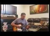 Monoprice Indio Retro Classic Electric Guitar - JazzFabz