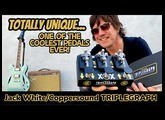 One of the COOLEST pedals EVER! COPPERSOUND/THIRD MAN TRIPLEGRAPH