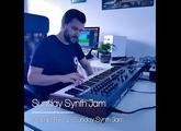 Prophet Rev 2 - Sunday Synth Jam