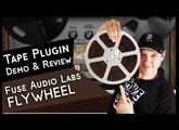 Tape Emulation Plugin | Fuse Audio Labs Flywheel