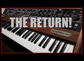The Return of the Sequential Prophet 5! Is it using Voice Component Modeling? - LTS - 10/23/2020