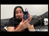 Dino Cazares introduces his signature overdrive pedal from Pro Tone Pedals