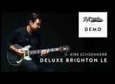 Deluxe Brighton LE Demo with Kirk Schoenherr   D'Angelico Guitars