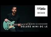 Deluxe Mini DC LE with Kirk Schoenherr   D'Angelico Guitars
